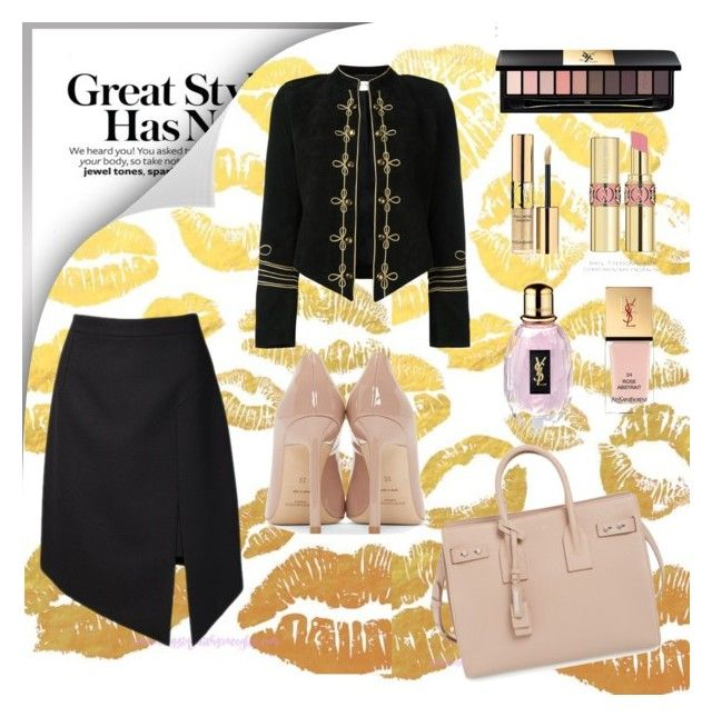 """""""Yves Saint Laurent"""" by spookie1 on Polyvore featuring Yves Saint Laurent"""