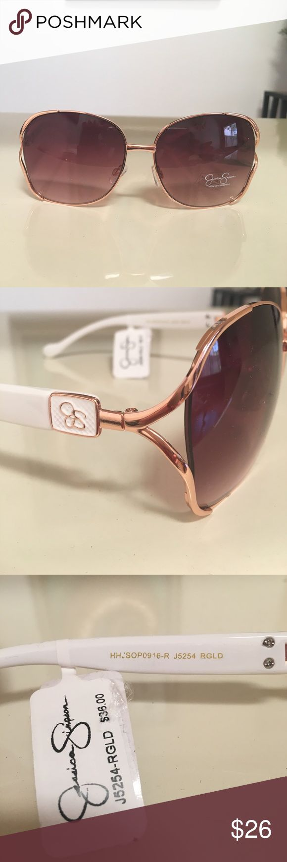 Jessica Simpson Sunglasses J5254-RGLD Jessica Simpson Sunglasses J5254-RGLD SUPER SEXY! Ready for SUMMER!     ‼️‼️‼️NEW WITH TAG‼️‼️‼️‼️ Jessica Simpson Accessories Sunglasses