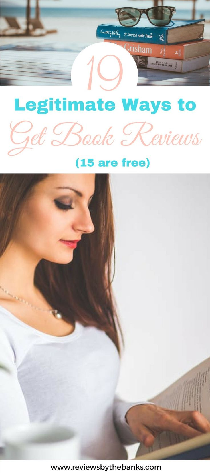 If you ever wondered how to get book reviews, this article provides you 19 places to find them. Among the review sources, 15 of them are free.