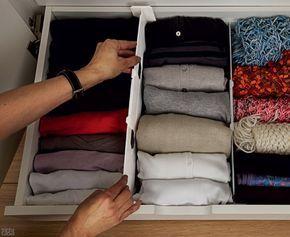 Quer otimizar o espaço do guarda-roupa e, de quebra, agilizar a rotina? Confira dicas da organizadora profissional Ana Ziccardi também uma seleção de produtos