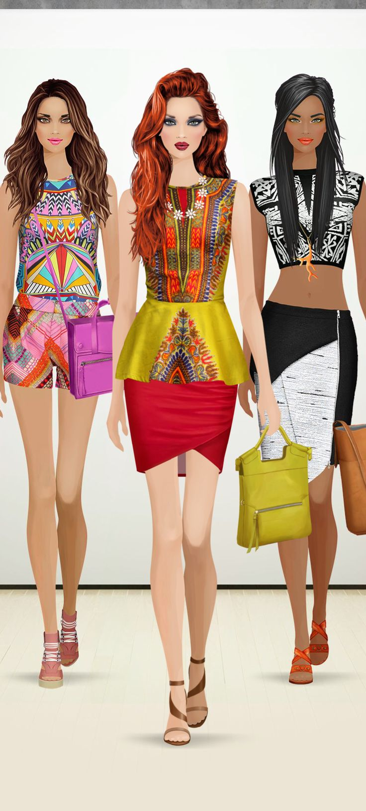 17 Best Images About Covet Fashion Game On Pinterest