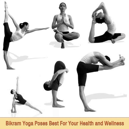 Bikram Yoga Poses Best For Your Health and Wellness