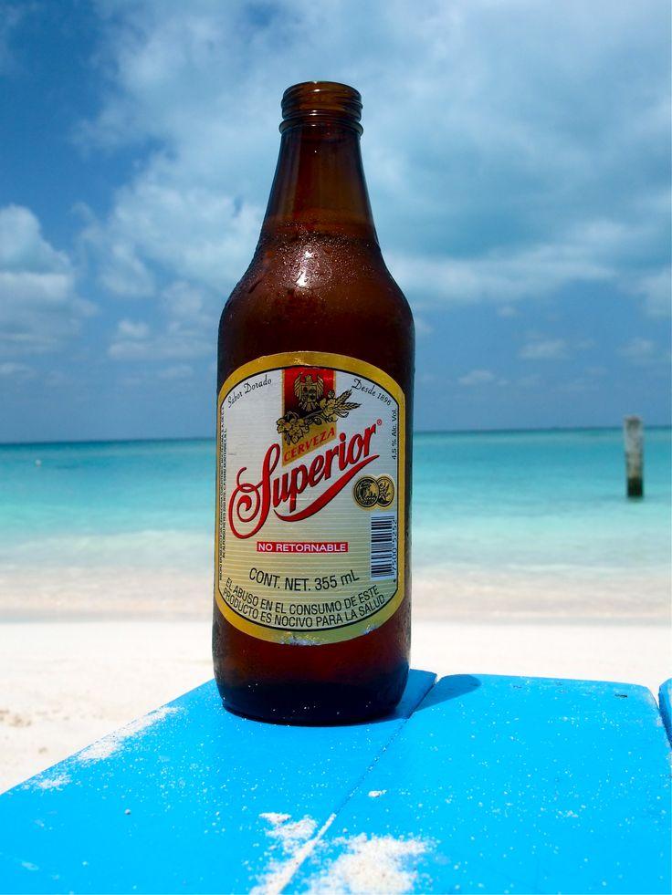 Cerveza Superior / ¡Qué rica cerveza!
