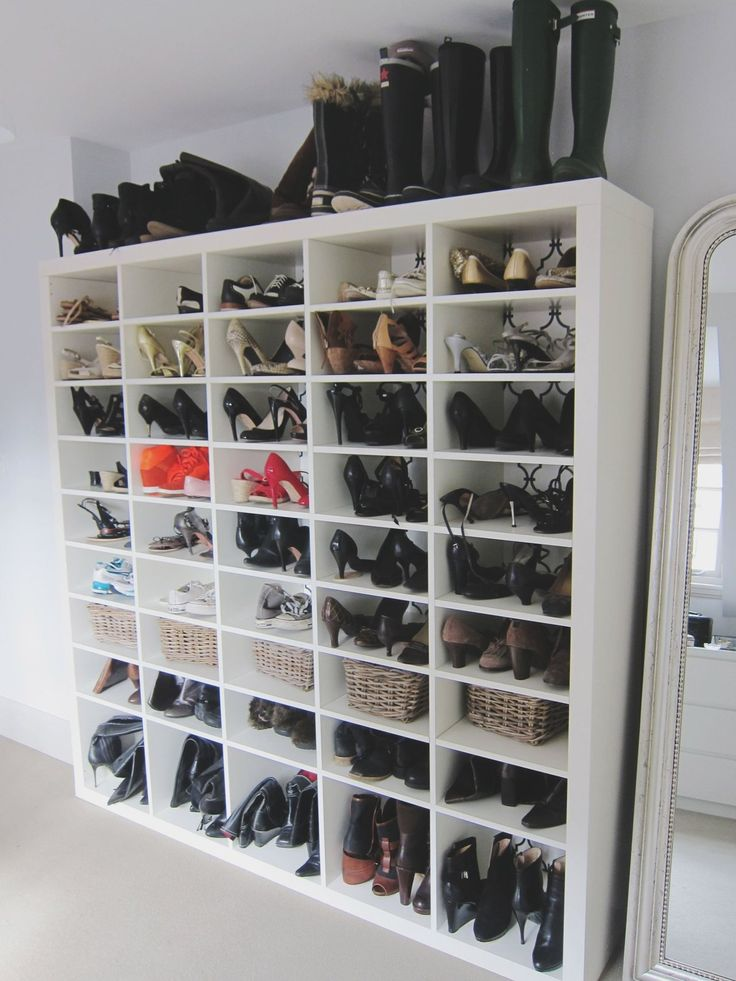 174 best images about shoe storage collections on pinterest shoes organizer shoe storage. Black Bedroom Furniture Sets. Home Design Ideas