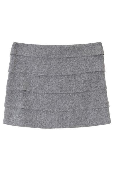 Cupro Skirt - multan by VIDA VIDA Discount Marketable D7StKCH6