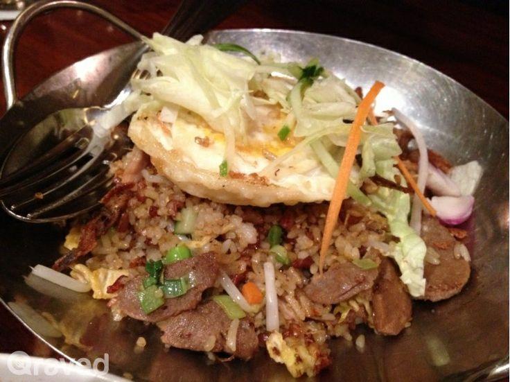 Nasi Goreng Spesial Harum Manis at Harum Manis Restaurant