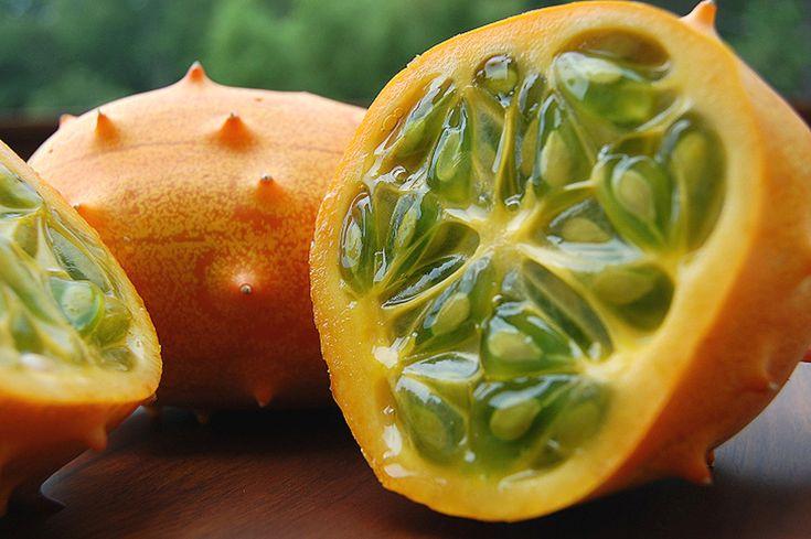 5 olağanüstü meyve-kiwano