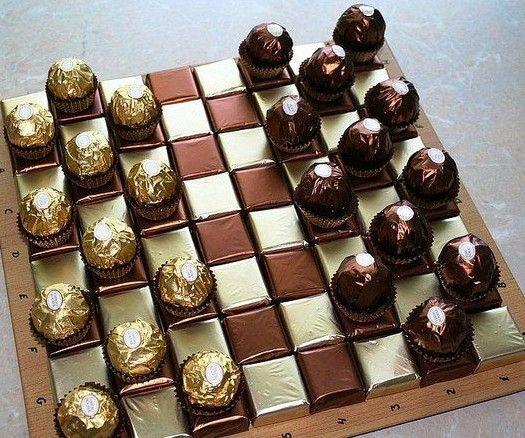 Ferrero Roche Schach - no tutorial