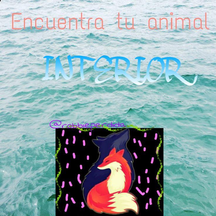 Discover the coolest #encuentratuanimalinterior#zorro#lobo#mar images
