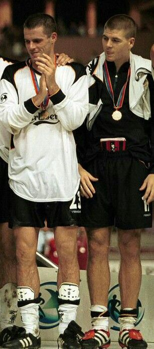 Carragher and Stevie G