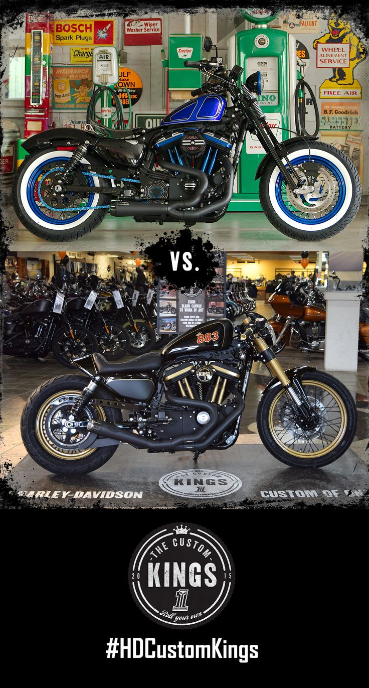 Harley funny biker quotes bar hopper challenge com - The Field Of Hdcustomkings Sportsters Has Been Cut Down To 16 Bikes Did Your