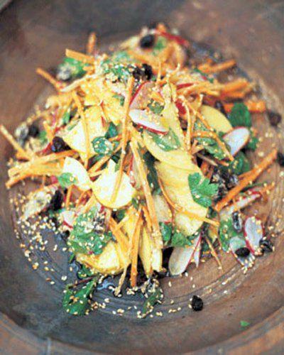 Рецепты постных блюд. Рецепт овощного салата — Рецепты Джейми Оливера | Застолье-онлайн