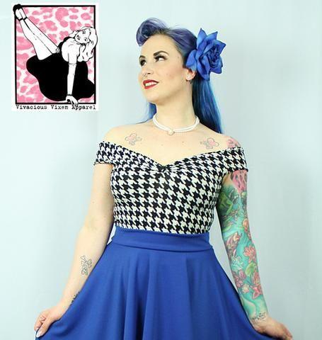 Jasmine Top - Vintage Top - Addy's Dress