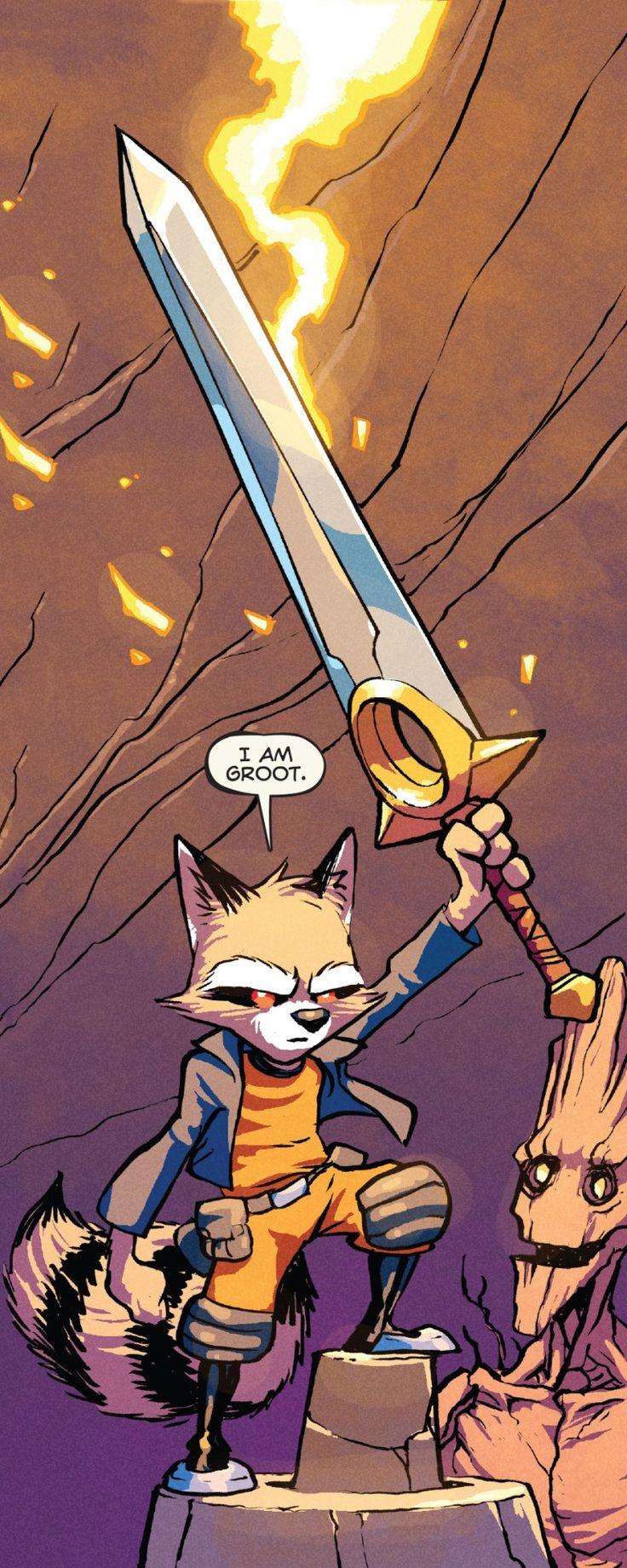 Rocket Raccoon #5 (2014)