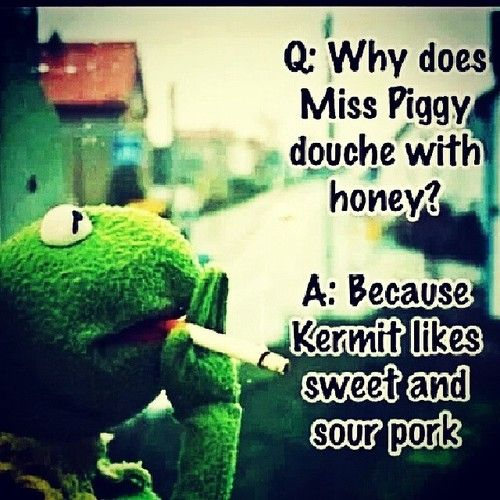 1000+ images about MISS PIGGY AND KERMIT on Pinterest ...