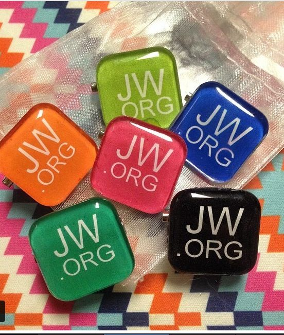 Making jw.org pins. I'm working on 1/2 inch jw.org tie bars.  It's like therapy!