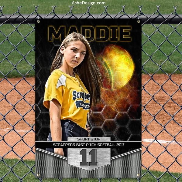 Break into the sports market and increase sales with our Amped Sports Banners. This sports banner template comes in a 2'x3' vertical layout. Get it today!