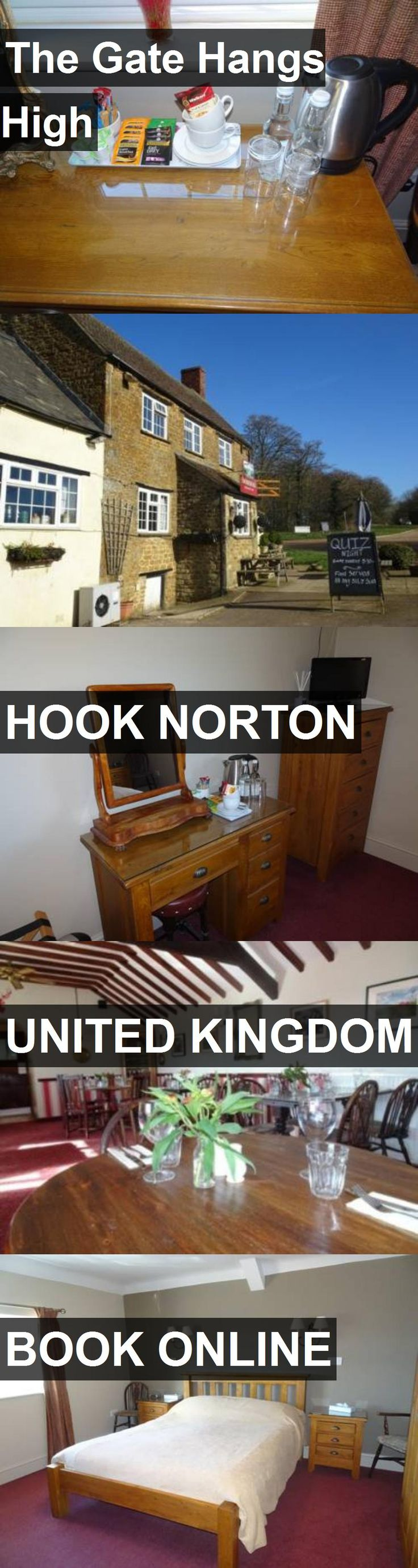 Hotel The Gate Hangs High in Hook Norton, United Kingdom. For more information, photos, reviews and best prices please follow the link. #UnitedKingdom #HookNorton #travel #vacation #hotel