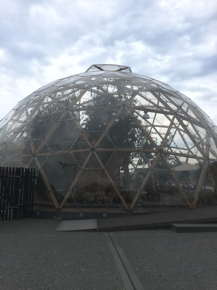 Dome of visions - Copenhagen  http://domeofvisions.dk