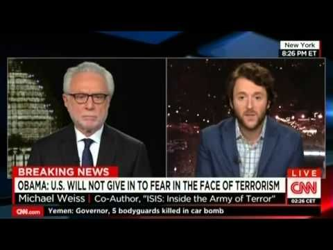 Terrorism expert Michael Weiss simply (and tragically) eviscerates Pres. Obama's oval office speech