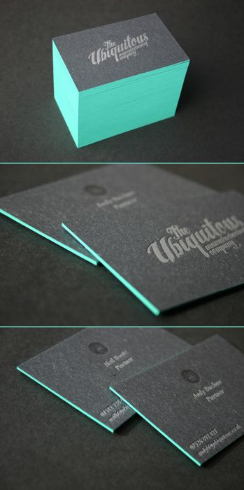 I like the colored edges and thickness of these. I don't like the grey color of the card itself.