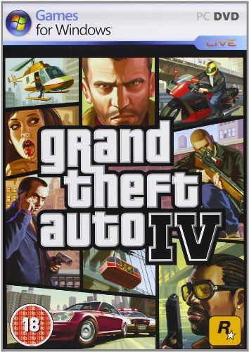 awesome Grand Theft Auto IV (PC)