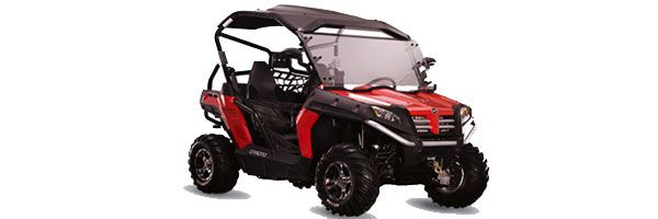 Buggy Specifications: 600cc, automatic, 2 seats.