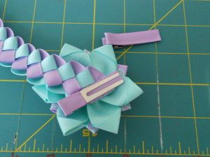 Ribbon Bun Wrap                                                                                                                                                                                 More