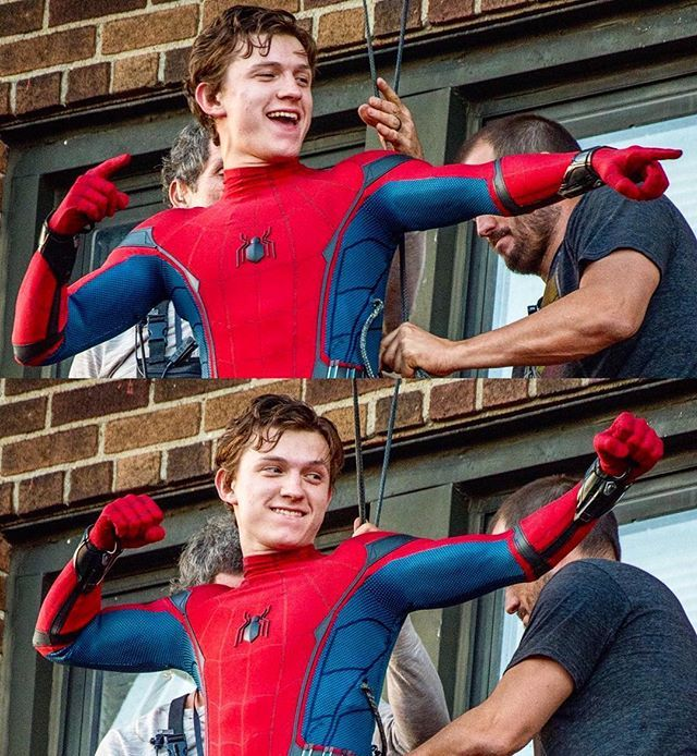 The guy made for spiderman