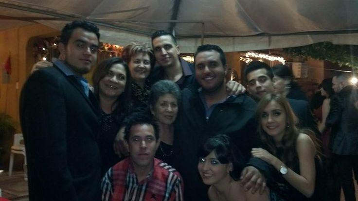 La familia, lo más grande en el mundo.