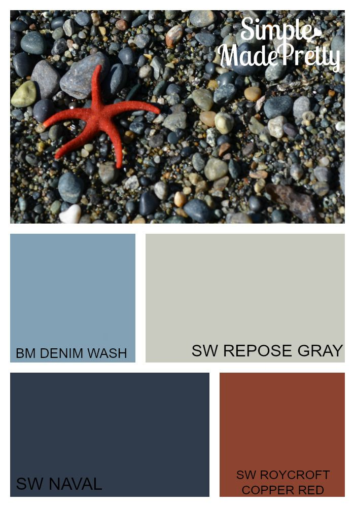 These boys bedroom paint colors are perfect for a sports themed bedroom, nautical themed bedroom, super themed bedroom, and other boys bedroom ideas. Paint these colors in a toddler, tween or teen boy's bedroom and easily switch the them of the room.