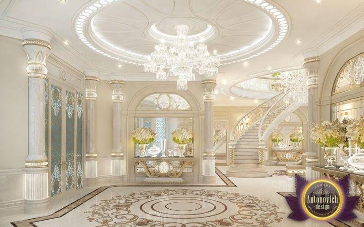 Luxury villa design in Dubai from Katrina Antonovich, Katrina Antonovich