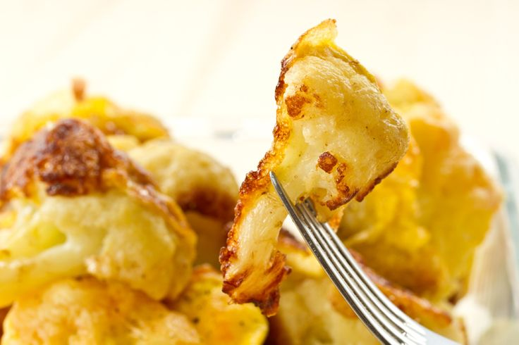 If you think you don't like cauliflower, then you've never had Roasted Cauliflower. It's amazing!
