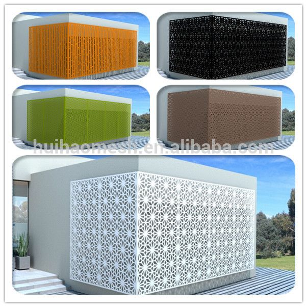 Perforated Sheet Metal Decorative with artistic style alibaba website