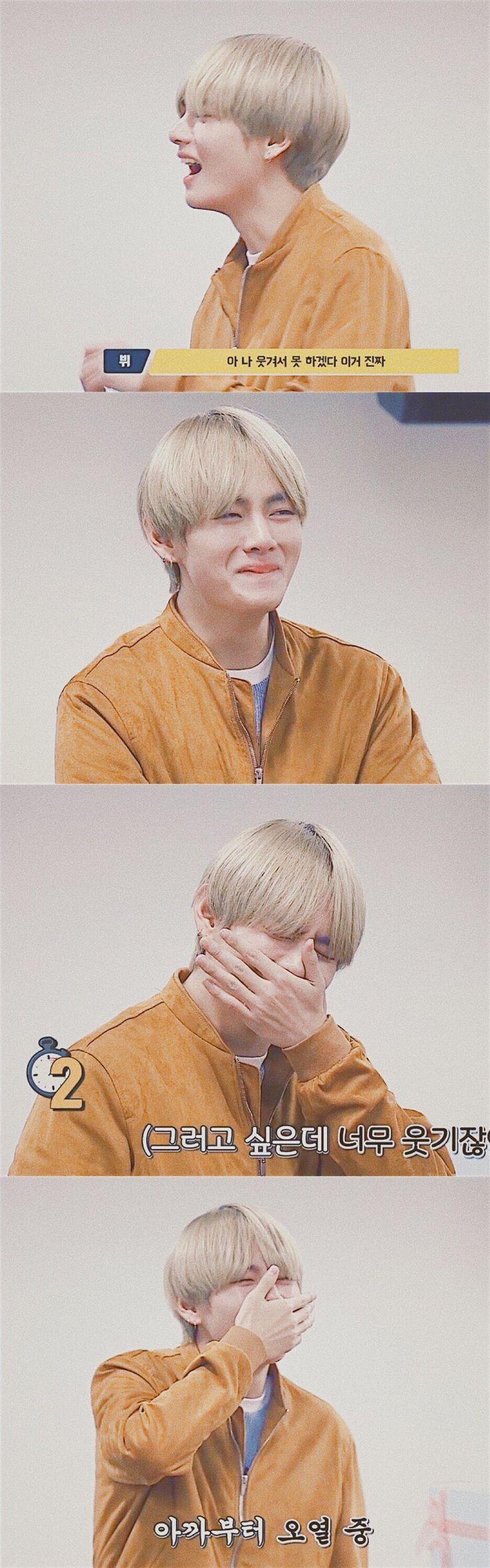 김태형 Kim Taehyung - BTS 방탄소년단 | 2017 Run Episode 33 | 1