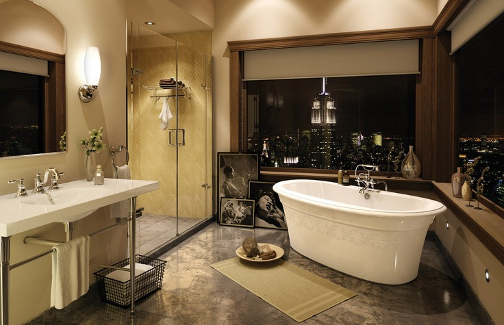 129 best Lavatories, Tubs, & Showers...Oh My! images on Pinterest ...