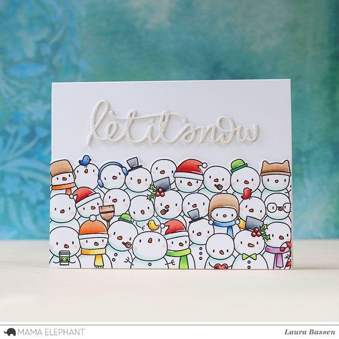 Diy Christmas Cards Christmas Snowman Xmas Cards