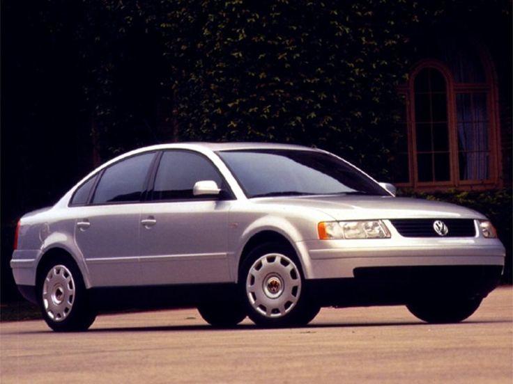 4th Gen Vw Passat Pre Facelift Volkswagen Pinterest