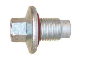 Crown Automotive Crown Automotive Oil Pan Plug - 6507741AA 6507741AA Oil Pan Drain Plug: Oil Pan Plug Fits 2005 to 2009 WK Grand Cherokee…
