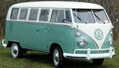 Min första bil 1969