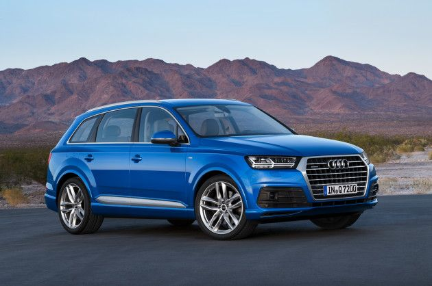 2017 Audi Q7 Price and Release Date