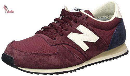 New Balance U420V1, Baskets Basses Homme, Violet (Purple/White/Blue), 41.5 EU - Chaussures new balance (*Partner-Link)