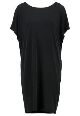 RICI - Sukienka z dżerseju - black