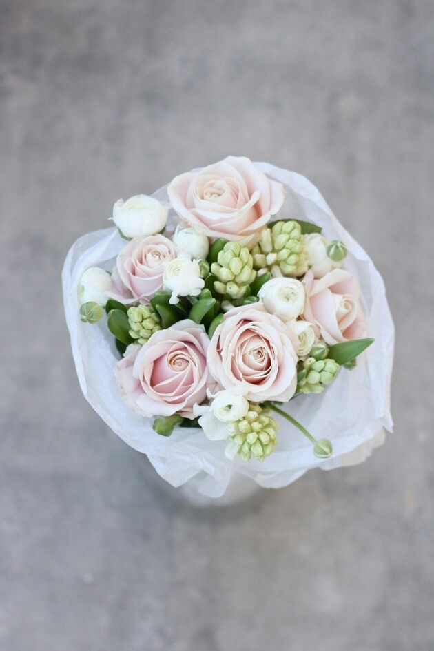 Sweet avelance, ranonkel en hyacint