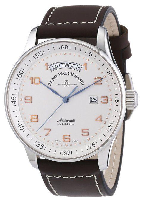 Zeno Watch Basel Gents Watch Pilot XL p554DD-12-f2