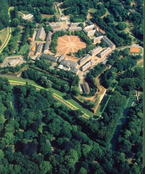 Citadelle Vauban à Lille © OT Lille
