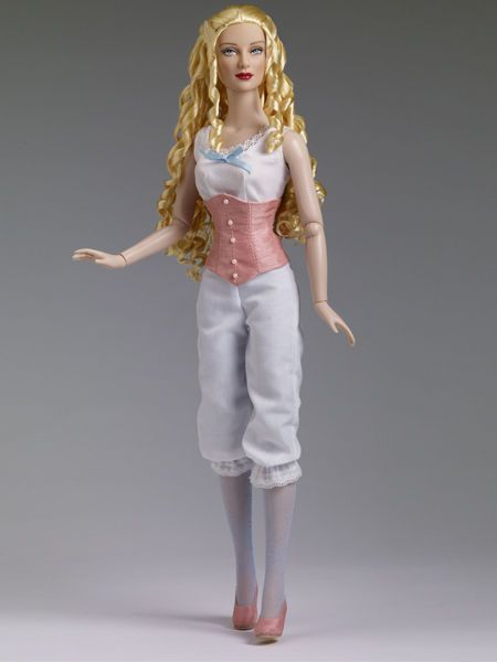 Tonner Re Imagination 16 In Vintage Basic Fashion Doll