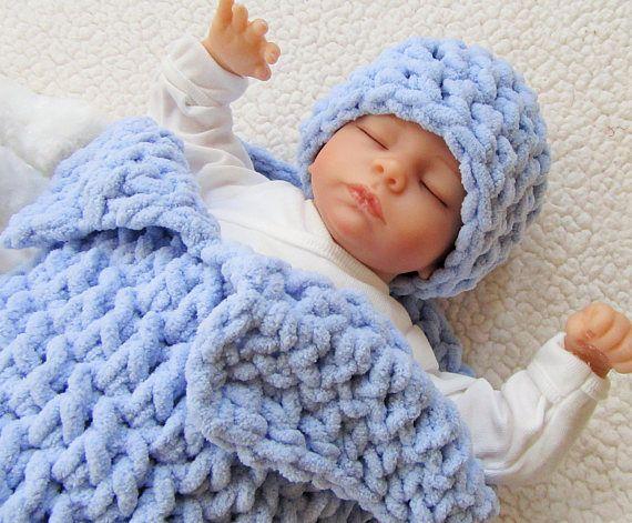 13d467deb2e0 Blue Baby Cocoon