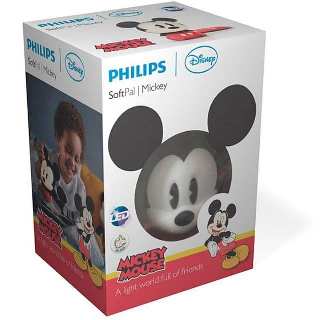 Veilleuse led SoftPal Mickey Mouse Disney Philips - Bébé Gavroche