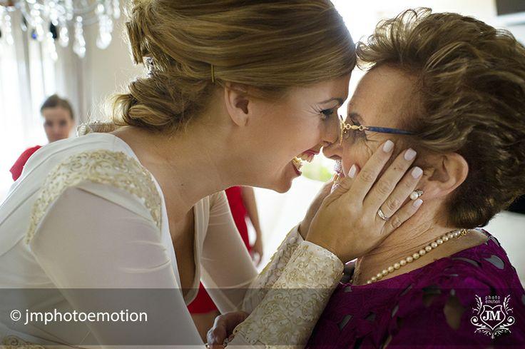 lo mejor de cada boda, disfrutar de las personas a las que queremos.